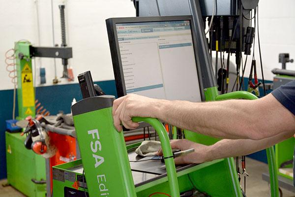 Bosch Car Service Erfurt Autowerkstatt Elektronik