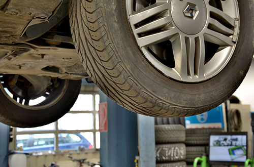 Bosch Car Service Erfurt Autowerkstatt Reifenprofil