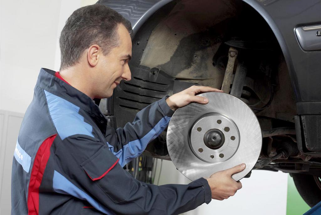 Bosch Car Service Erfurt Autowerkstatt Bremsenservice