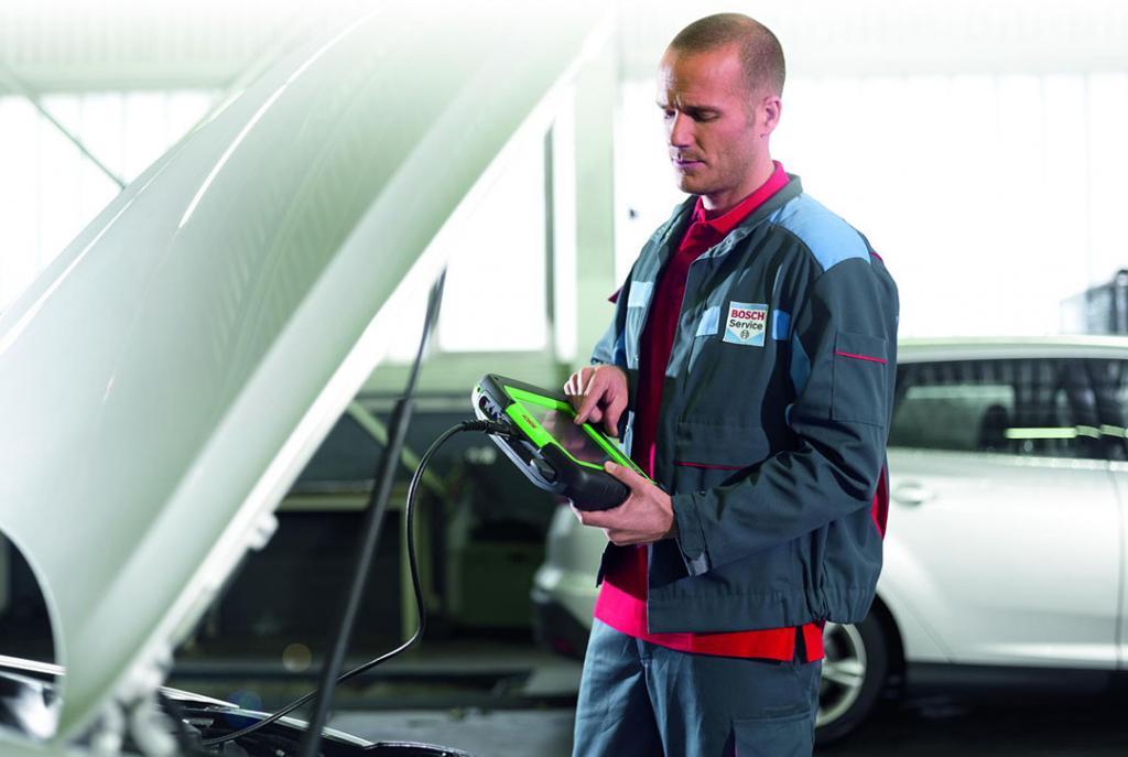 Bosch Car Service Erfurt Autowerkstatt Elektronikservice