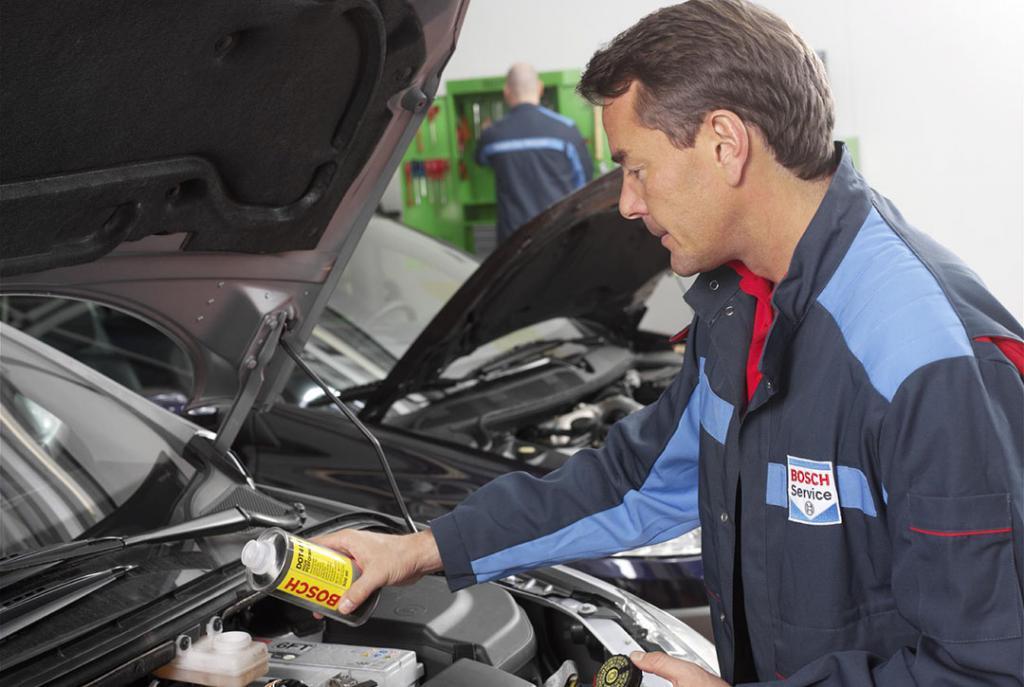 Bosch Car Service Erfurt KFZ Werkstatt Haupt- und Abgasuntersuchung