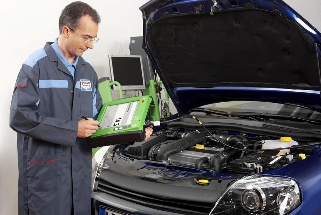 Bosch Car Service Erfurt Autowerkstatt Lichtservice