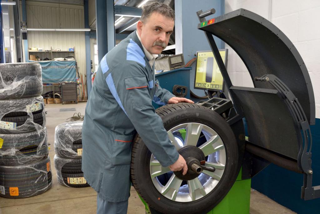 Bosch Car Service Erfurt Autowerkstatt Reifenservice