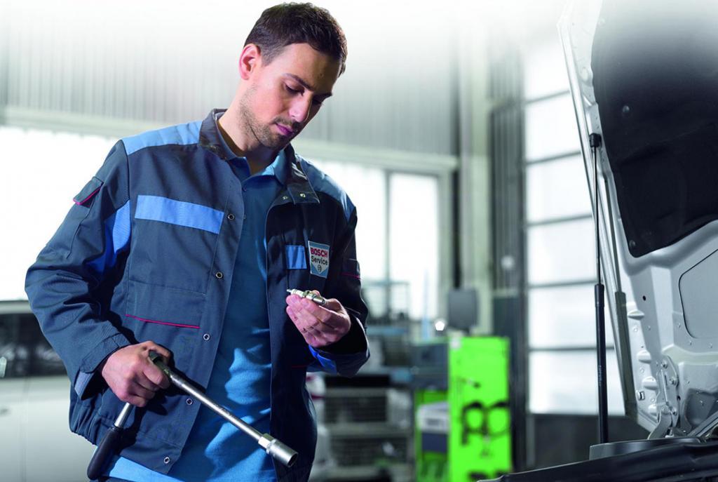 Bosch Car Service Erfurt KFZ Werkstatt Ersatzteile