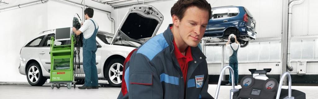 Autowerkstatt Erfurt mit dem Bosch Serviceversprechen