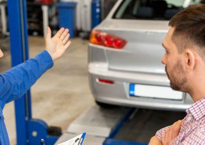 Bosch Car Service Erfurt KFZ Werkstatt Beratung