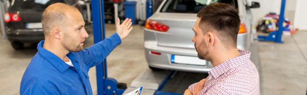 Gebrauchtwagen mit dem Bosch Serviceversprechen
